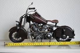 jayland usa handmade motorcycle type 1942 indian bike scale 1