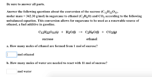 be sure to enter all parts using the balanced equation for the combustion of acetylene answer the following questions h 502 4 co2 2 h2o acetylene a