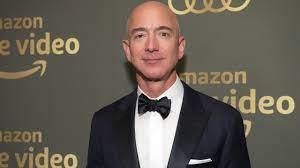 Jeff Bezos und Amazon ...