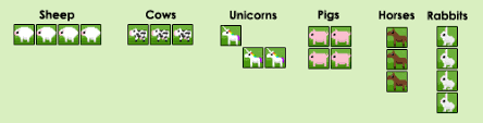 Disco Zoo Patterns