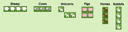 Disco Zoo Patterns