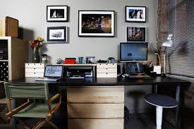 home office desk for two. Image Of: Interior Home Office Setup For Two Desk In