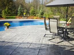 plain concrete patio. Fine Concrete Patioprepimage6 Intended Plain Concrete Patio M