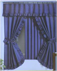 shower curtains with valance double swag shower curtain with valance modern bathroom curtains