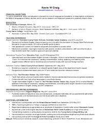 94 Private Tutor Resume Resume Example Free English Tutor