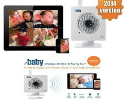 Best wifi video baby monitor for iphone ipad & android 2018