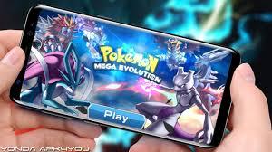 New Pokemon Games! Pokemon Mega Evolution - Android IOS Gameplay - YouTube