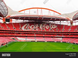 Stadium Of Light Benfica Estadio Da Luz Image Photo Free Trial Bigstock