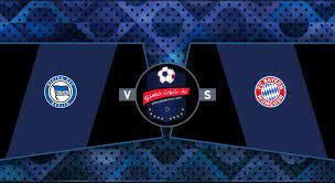 ماتش | مشاهدة مباراة بايرن ميونخ وهيرتا برلين بث مباشر اليوم 28/08/2021  الدوري الالماني - توب الأن