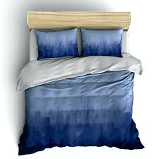 details grey or navy blue watercolor bedding duvet cover navy blue duvet covers uk navy blue