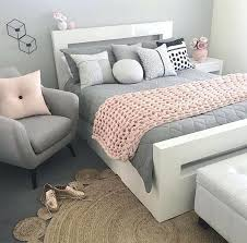 gray and pink bedroom cores e ad gray black white and pink bedroom