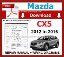mazda workshop manuals workshop manuals mazda cx5 workshop repair manual pdf