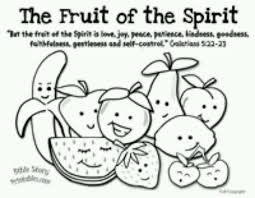 Small Picture Amazing Fruit Of The Spirit Coloring Page 93 For Your Free