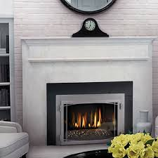 the napoleon infrared 3g gas fireplace insert is the perfect solution for an economical heating source complemented with the modern elegance of a sparking