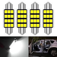 Mk5 Jetta Led Interior Lights Hot Sale Ba285 4x C5w Led Canbus Bulb Festoon 31mm 36mm
