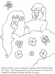 Adam Eve Coloring Pages Az Coloring Pages Adam And Eve Coloring