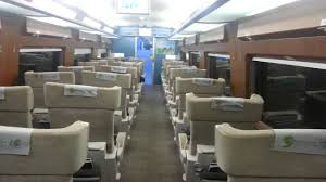 Ktx Seating Chart Ktx First Class