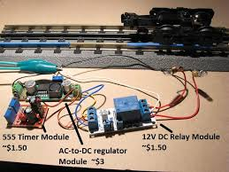 lionel signal wiring diagram for 154 just another wiring diagram an always on device for flashing a 154 signal o gauge rh ogrforum ogaugerr com lionel kw transformer wiring diagram lionel track wiring diagram