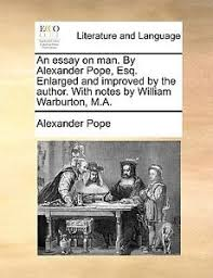 on man pope poets corner alexander pope essay on man