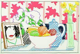 <b>Steel</b> Drawing with Fruit, <b>Flowers</b> and Monica - Virtual Russian ...