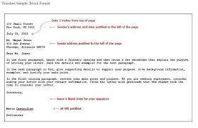 Basic Business Letters Proper Business Letter Format On Letterhead Basic Letters