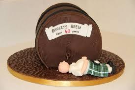 best ideas of 40th birthday cakes for men