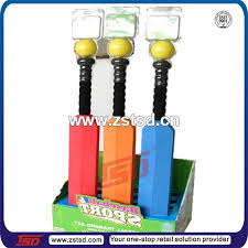 Cricket Bat Display Stand Mesmerizing Tsdc32 Cardboard Pdq BoxDisplay Stand For Cricket BatCustom