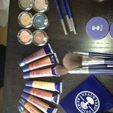 the new make up range from neal s yard remes uk nryorganic blusher brush