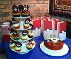 40th Birthday Party Themes For Him Tag Page 19 Pokemon Birthday