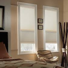bedroom window treatments.  Bedroom Get The Best Of Both Worlds With Light FilteringBlackout Cordless Cellular  Shades And Bedroom Window Treatments