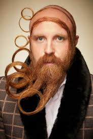 Funny Facial Hair Designs 2019 National Beard And Moustache Championships Creative