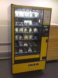 Rc 800 Vending Machine Parts Impressive IKEA Vending Machine We All Have Need For This At Some Point Don't
