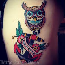 сделать татуировку тату в стиле олд скул в электростали ногинске