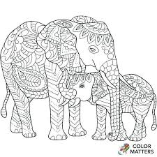 Elephants Coloring Pages Baby Elephant Coloring Pages Adorable