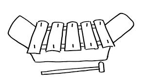 Gambar alat musik tradisional banten angklung buhun. Menggambar Mewarnai Alat Musik Tradisional Gamelan Untuk Anak Youtube