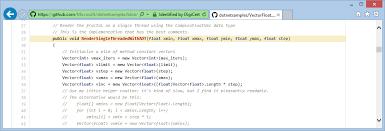 Net Sample Code On Github Net Blog