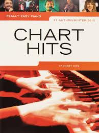 Really Easy Piano Chart Hits Vol 1 Autumn Winter 2015