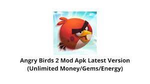 Angry Birds 2 Mod Apk v2.49.1 (Unlimited Money/Gems/Energy)