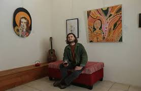Eclectic new gallery serves up coffee and art in Tighes Hill | Newcastle  Herald | Newcastle, NSW