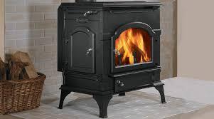 wood stove fireplace insert