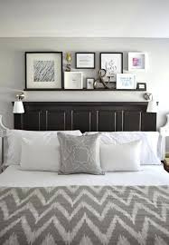 bedroom wall decoration. Over The Bed Wall Decor Decorating Tricks For Your Bedroom Headboard . Modern Decoration T