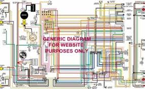 cheap truck engine diagram truck engine diagram deals on get quotations acircmiddot 1970 1971 chevy c k series truck color wiring diagram