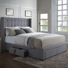 Wayfair - Thousand Oaks Storage Platform Bed by Darby Home Co. Grey ...
