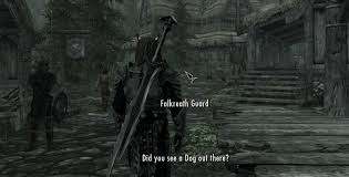 Skyrim Guard Quotes Best Skyrim A Game Of Dragons