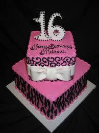 zebra birthday cake for teen girls. Modren Teen Throughout Zebra Birthday Cake For Teen Girls R