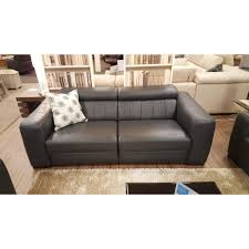 natuzzi editions b790 3 seater leather sofa