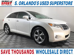 Used 2009 Toyota Venza Base 4D Sport Utility in Orlando #BT018521 ...