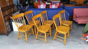 maple dining chairs usa. vintage 1950\u0027s solid maple dining chairs willett furniture mid century lancaster county terrific quality set of 6 made in louisville usa usa