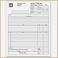 Electrical Invoice Template Free Electrical Invoice Sample publicassetsus 34