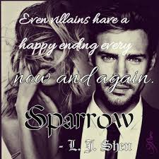Sparrow by L.J. Shen Reviewed by Dottie Rave And Rant About Raunch